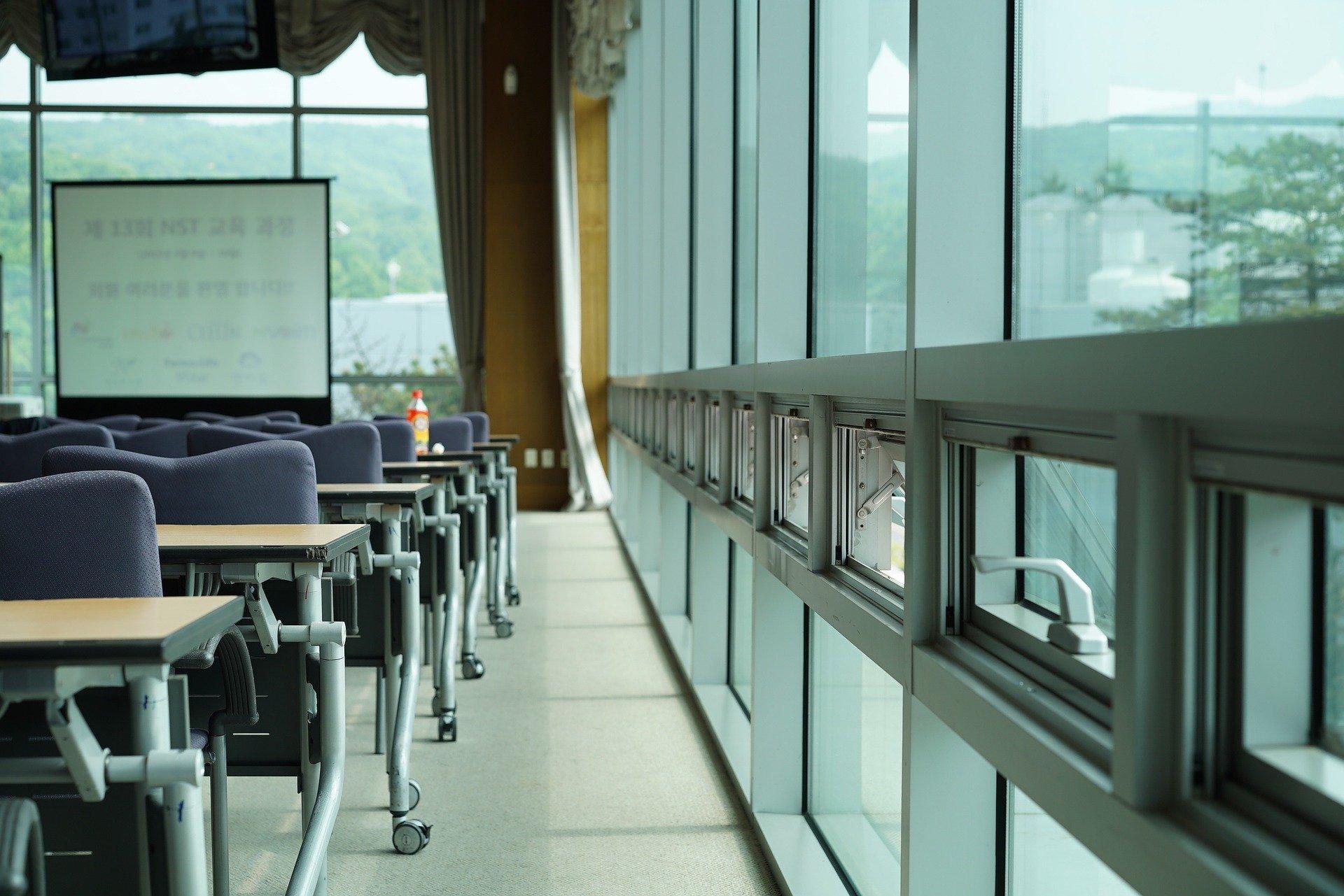 gestión procesal- distribución aulas
