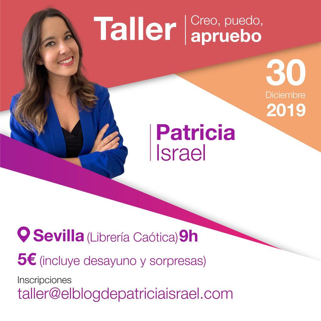 Taller Patricia Israel