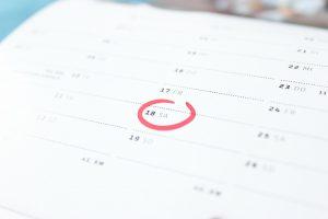 Posibles fechas de los exámenes de las oposiciones de Justicia