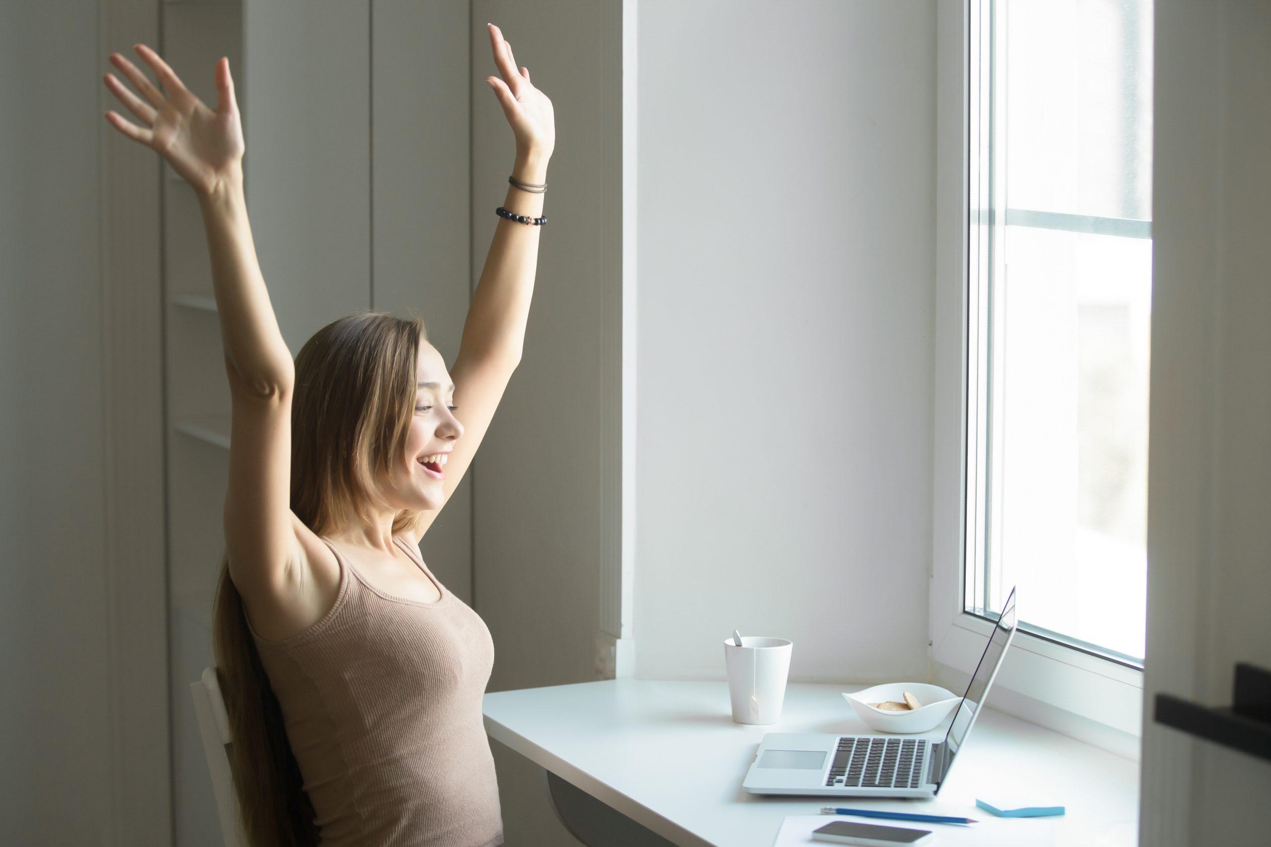 Ganar autoconfianza y mantener la motivación