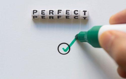 superar el perfeccionismo en la oposición
